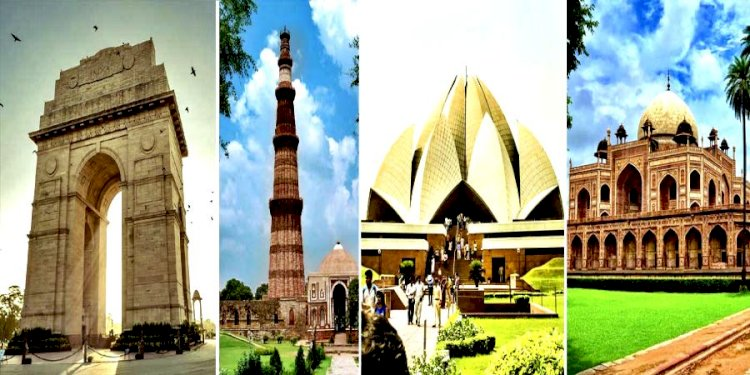 Best Places To Visit in Delhi hindi