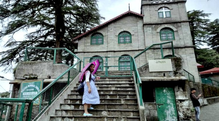 मसूरी में घूमने की जगह - Mussoorie tourist Places to visit in hindi